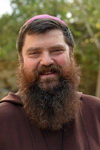 David B. TEncer OFMCap. biskup