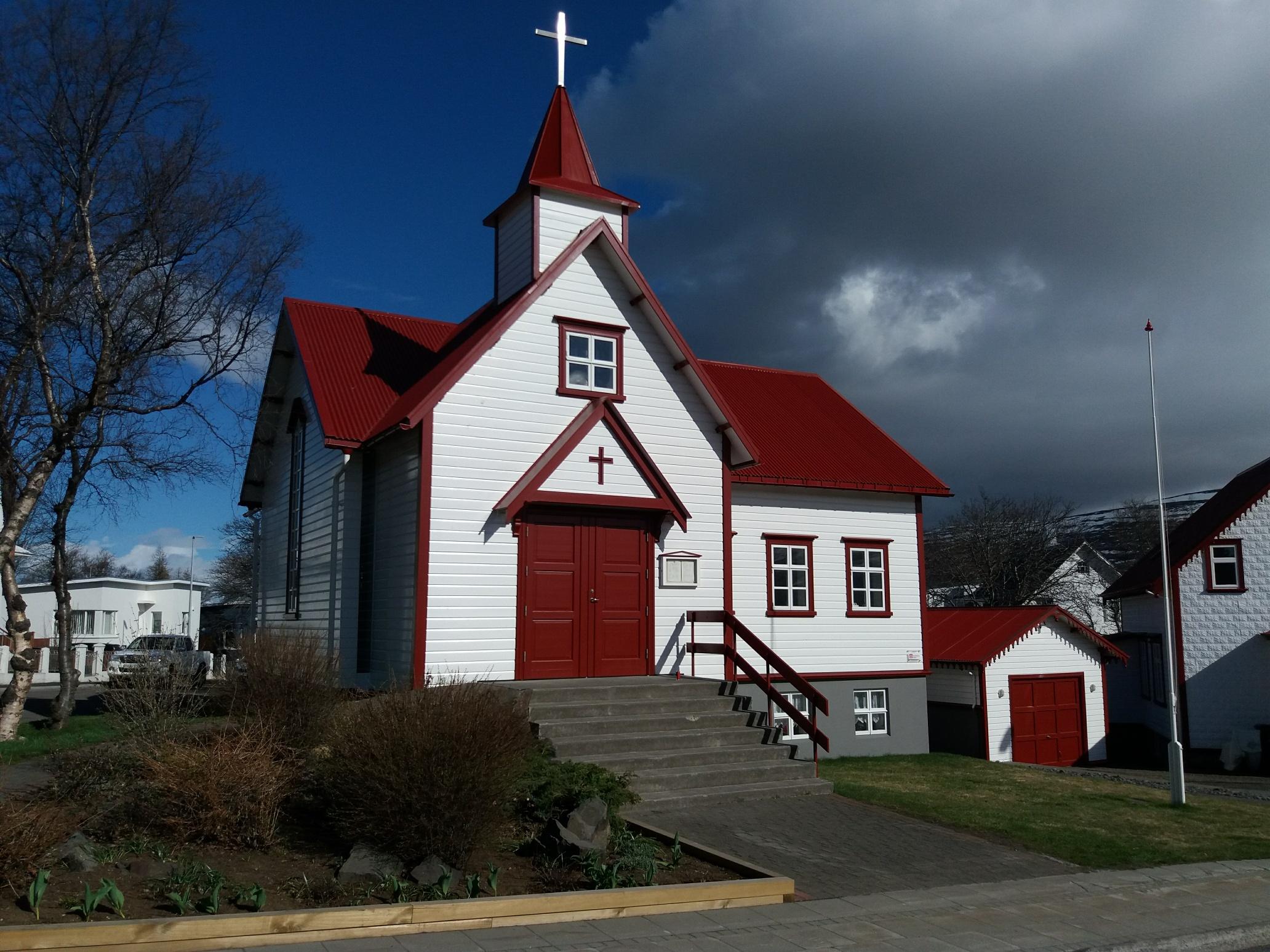 Péturskirkja á Akureyri